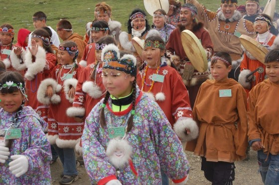 Chukotka people also known as the Chukchi: Chukchi and Native American