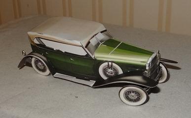 1928 Duesenberg Modèle J