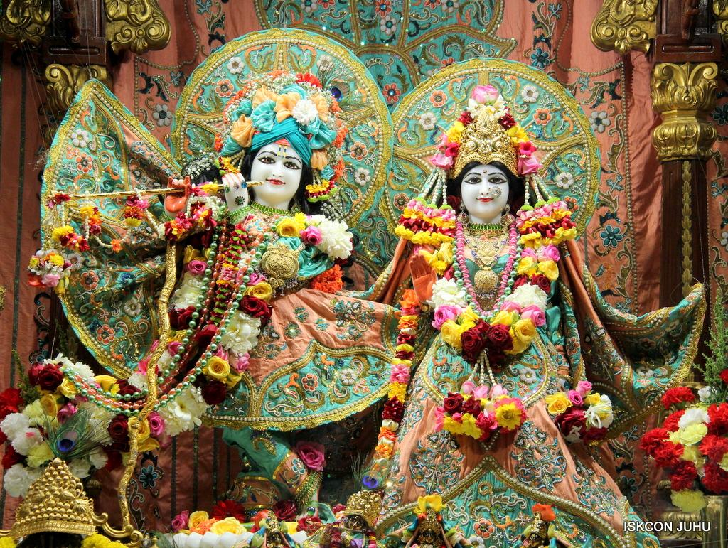 ISKCON Juhu Sringar Deity Darshan on 19th Jan 2017 (3)