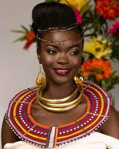 african inspired wedding jewelry 2017