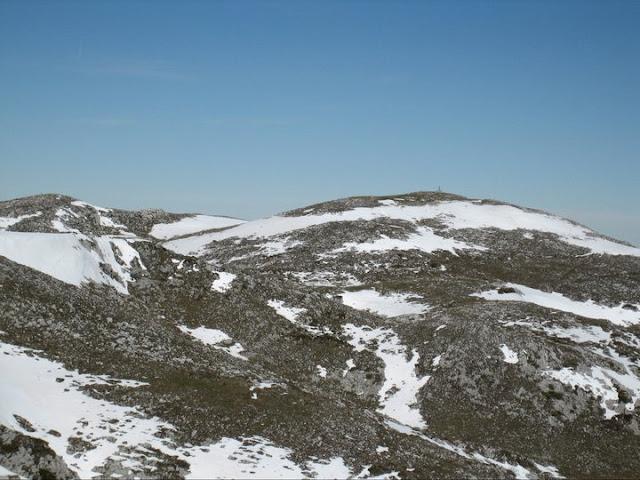 Rutas Montaña Asturias: Peña Saleras desde el Barriscal