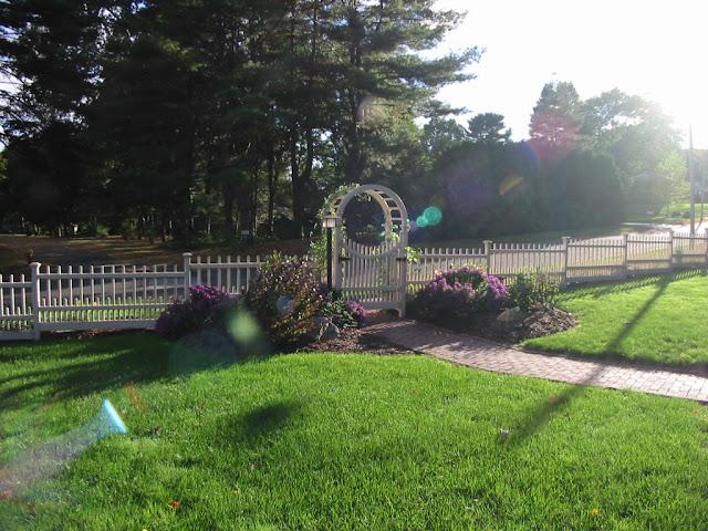 Front Gate Arbor