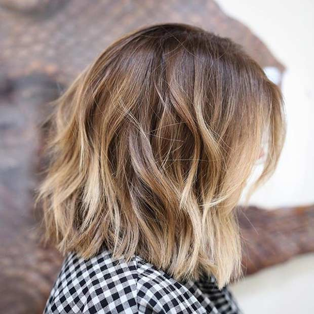 Fashionable Bob Hairstyles and Haircuts for Spring