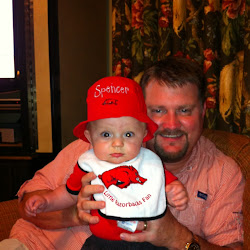 Spencer Visits Fayetteville