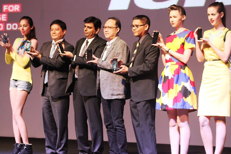Lenovo Smart Phone Launch K900 Harga