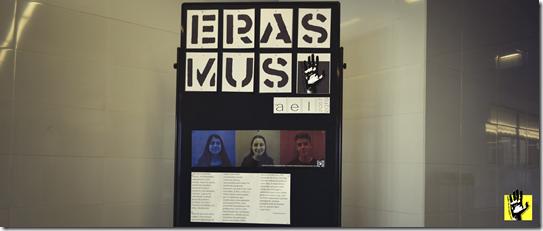 Erasmus Mural
