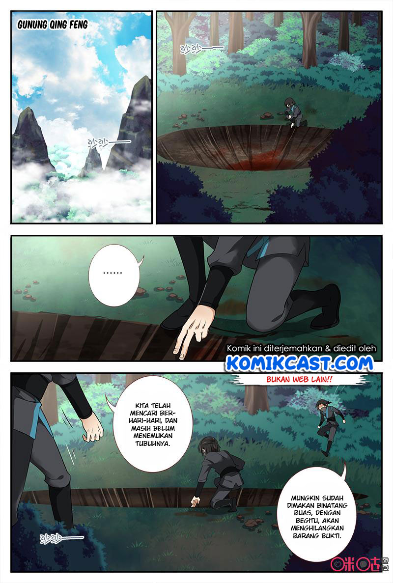 Martial God's Space Chapter 35