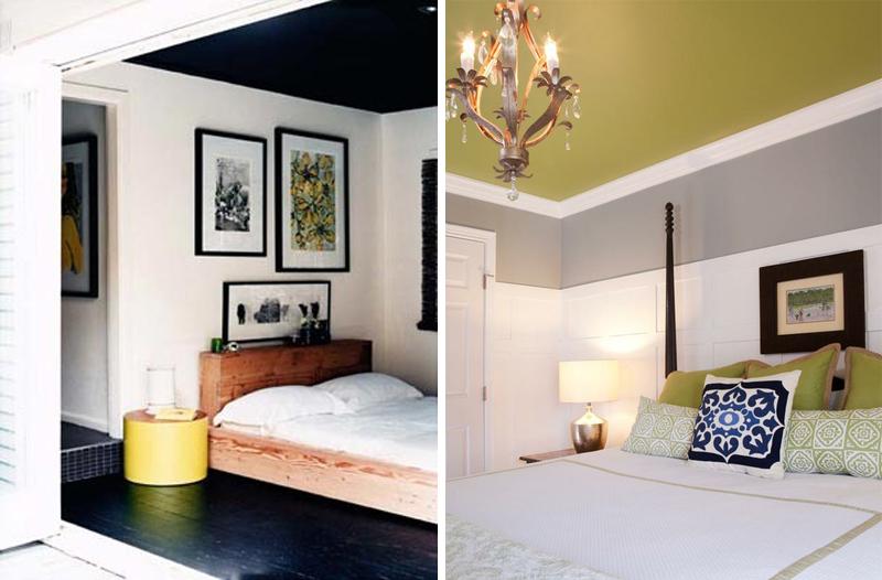 Ideen zum Schlafzimmer streichen Neutrale und Naturfarben