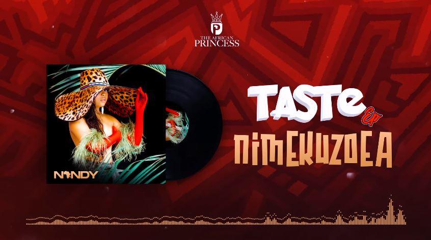 AUDIO: Nandy - Nimekuzoea   Mp3 DOWNLOAD