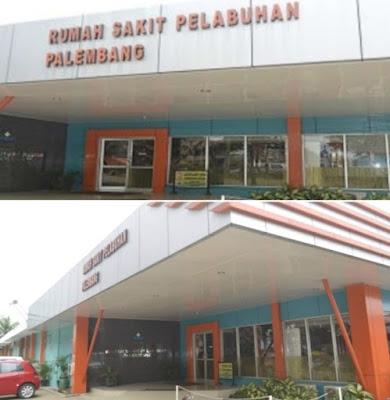 Wajah lama RS Pelabuhan Palembang