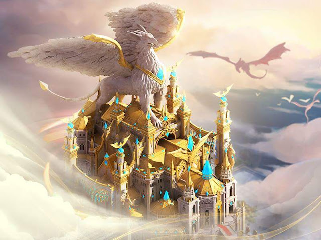 Rise of the Kings Harika Bir Kale Teması Paylaştı