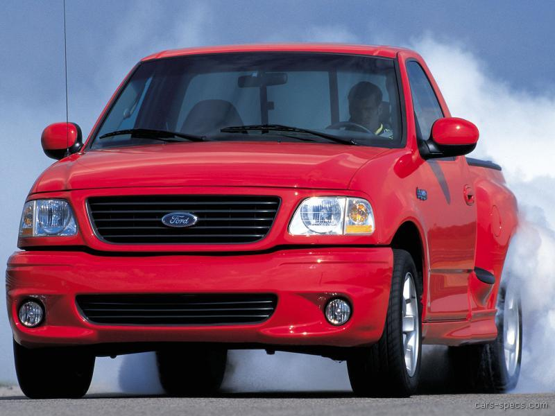 2001 Ford F 150 SVT Lightning Specifications Pictures Prices