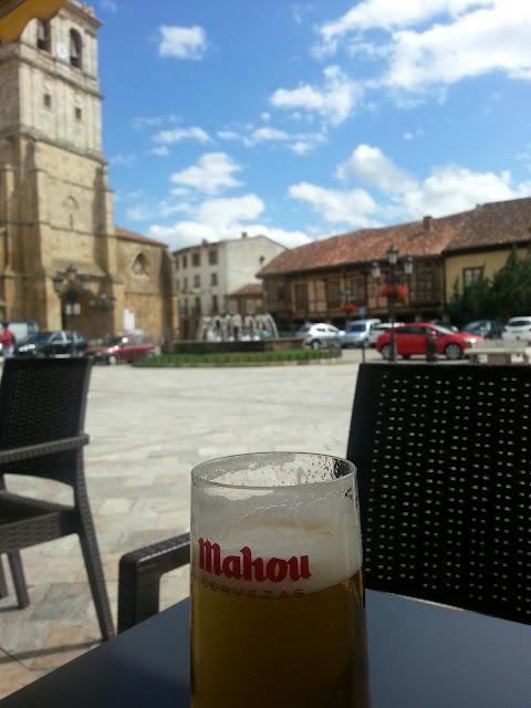 Beer Aguilar de Campoo