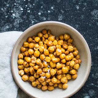 Roasted Chickpeas with Salt.
