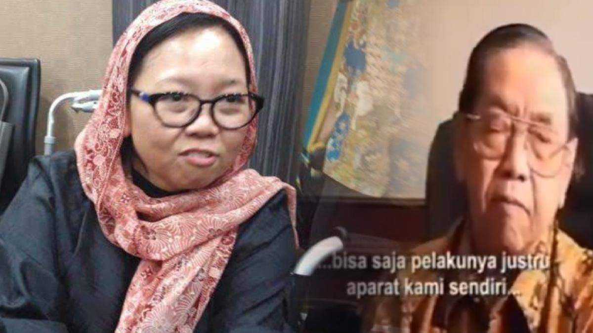 Video Gus Dur soal Pelaku Bom, Alissa Wahid: Konteksnya Beda, Dulu Aparat Bisa Lakukan Rekayasa