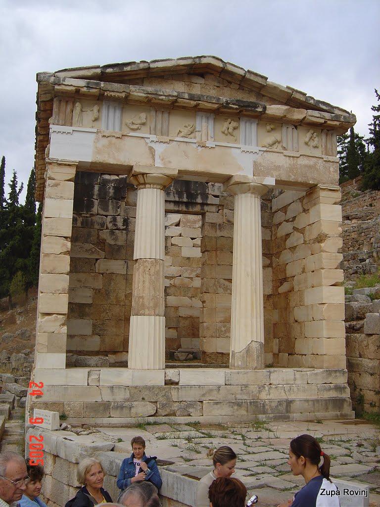 Stopama sv. Pavla po Grčkoj 2005 - DSC05356.JPG