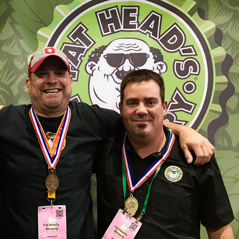 Fat Head's Wins again at Great American Beer Festival