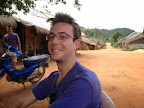 Tom our Co-Director/Project Manager at the Shan Refugee Camp