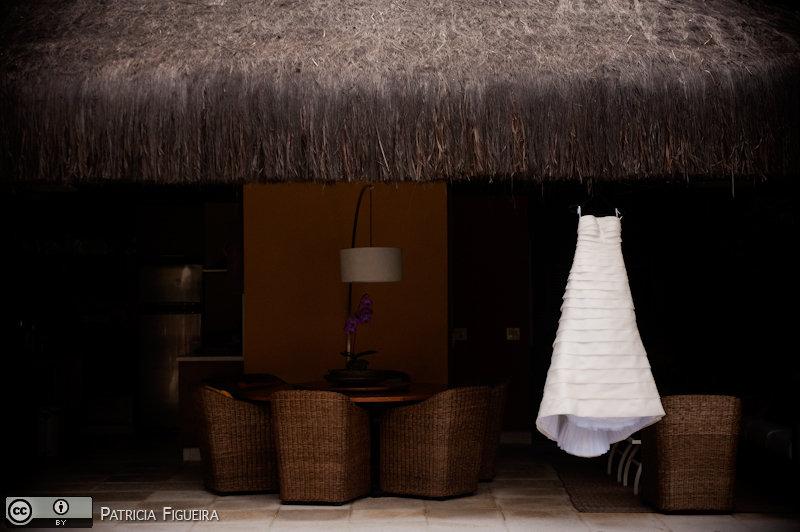 Foto de casamento 0296 de Fabiana e Guilherme. Marcações: 29/10/2010, Casamento Fabiana e Guilherme, Fotos de Vestido, Glorinha Pires Rebelo, Rio de Janeiro, Vestido, Vestido de Noiva.