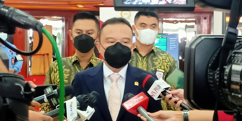 Pimpinan DPR Pastikan Belum Terima Draf Revisi UU KUP Soal Sembako Kena Pajak