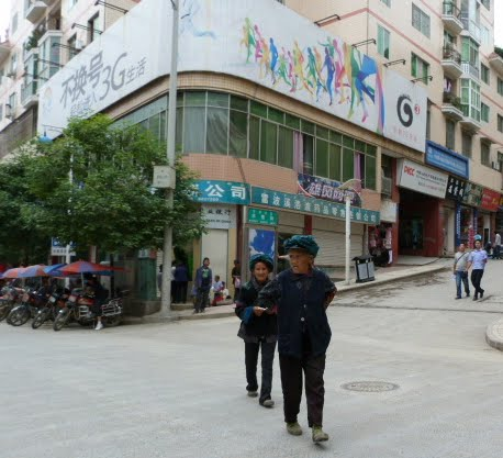 CHINE.SICHUAN.LEI BO,petite ville , escale pour aller à XI CHANG - 1sichuan%2B637.JPG