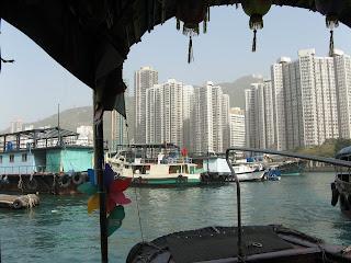 0230Cruise on Victoria Harbour