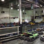 go-karting course in Toronto, Ontario, Canada