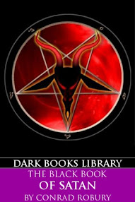 Cover of Conrad Robury's Book The Black Book of Satan