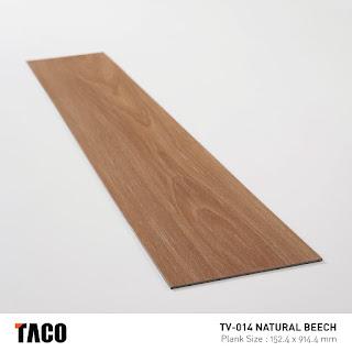 Vinyl Taco TV-014 Natural Beech