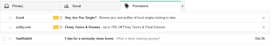 Dating local ads