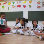 Healthy Bhel Day (Playgroup) 30-9-14