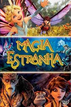 Baixar Filme Magia Estranha (2015) Torrent Dublado Grátis