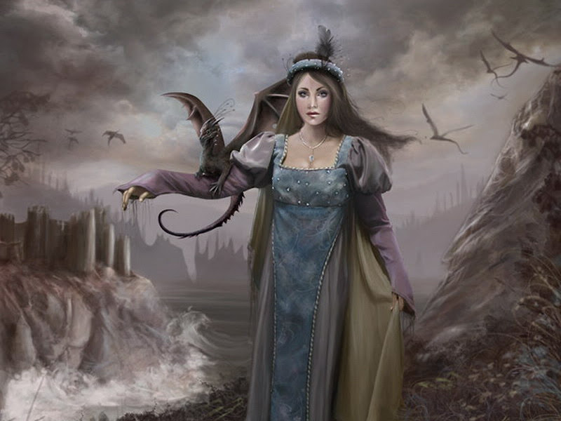 Lady Of Small Dragons, Dragons 2
