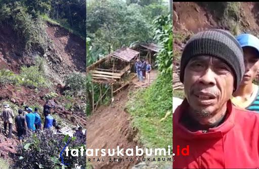 8 Titik Bencana Kepung Desa Cianaga Kabandungan