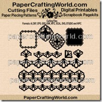 deco scallop elements-1213-ppr-cf-200