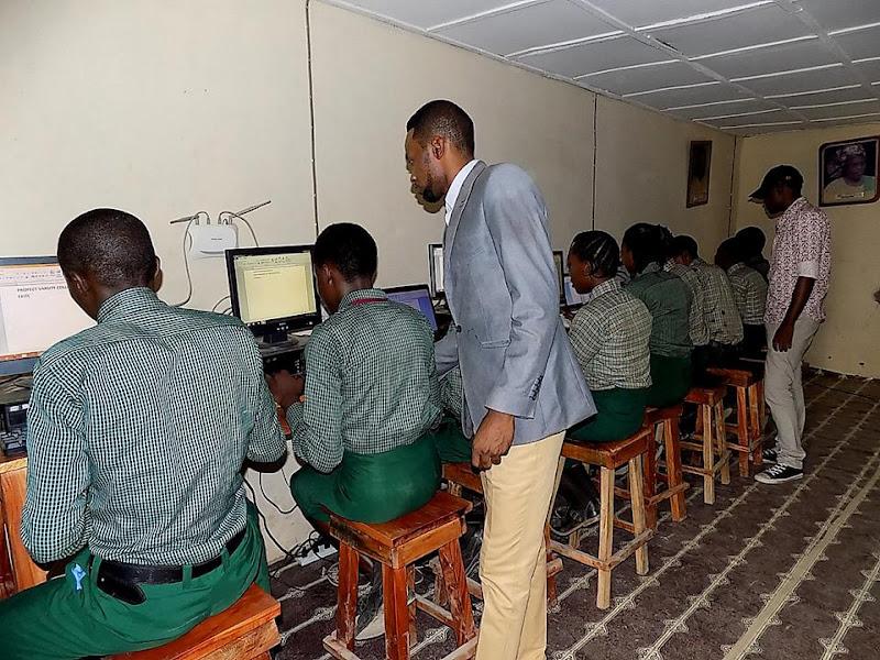 THE SCHOOL ICT CENTER