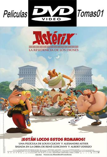 Asterix: La Residencia de los Dioses (2014) DVDRip