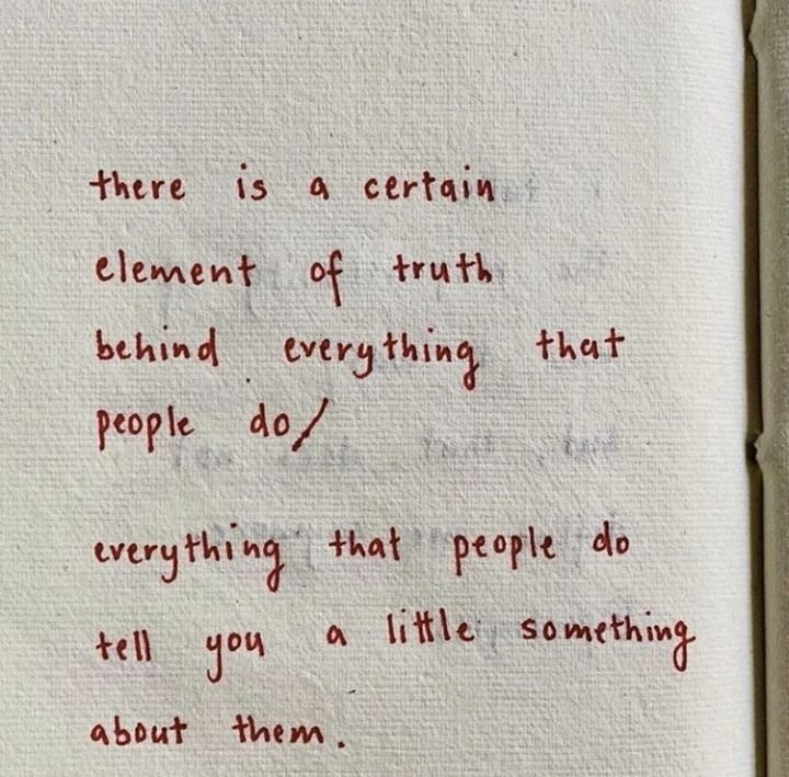 Midnight Random Thought