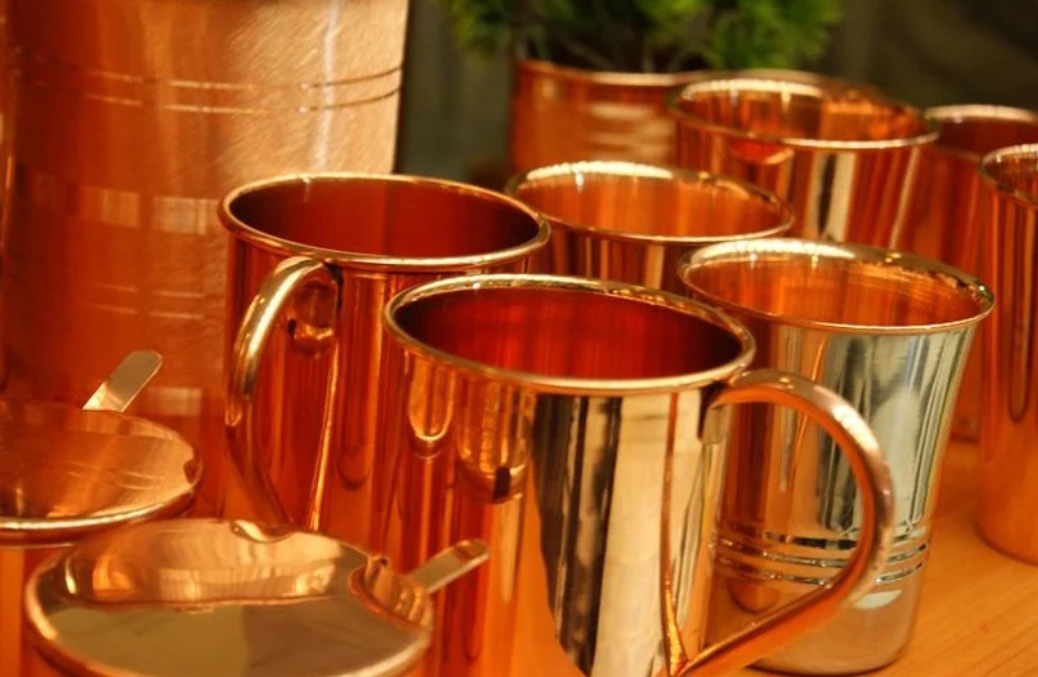 Health Benefits of Drinking Water in Copper Vessels