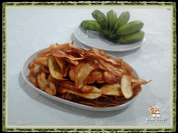 Bananas chips 1