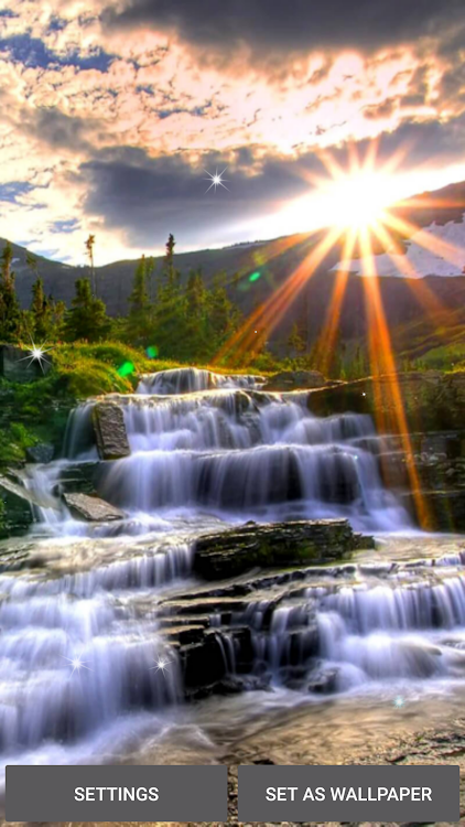 Nature Live Wallpaper Android Apps Appagg