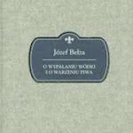 """Józef Bełza """"O wypalaniu wódki i o warzeniu piwa"""" (reprint wydania z 1840 roku), Volumina.pl. Szczecin 2011.jpg"""