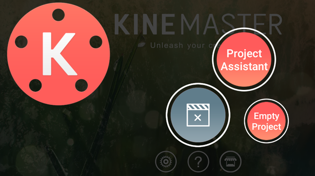 Cara menggunakan aplikasi Kinemaster