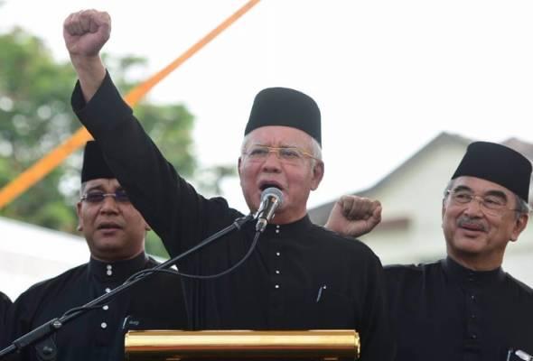 Jangan cari pasal dengan Pendekar Bugis, kata PM Najib