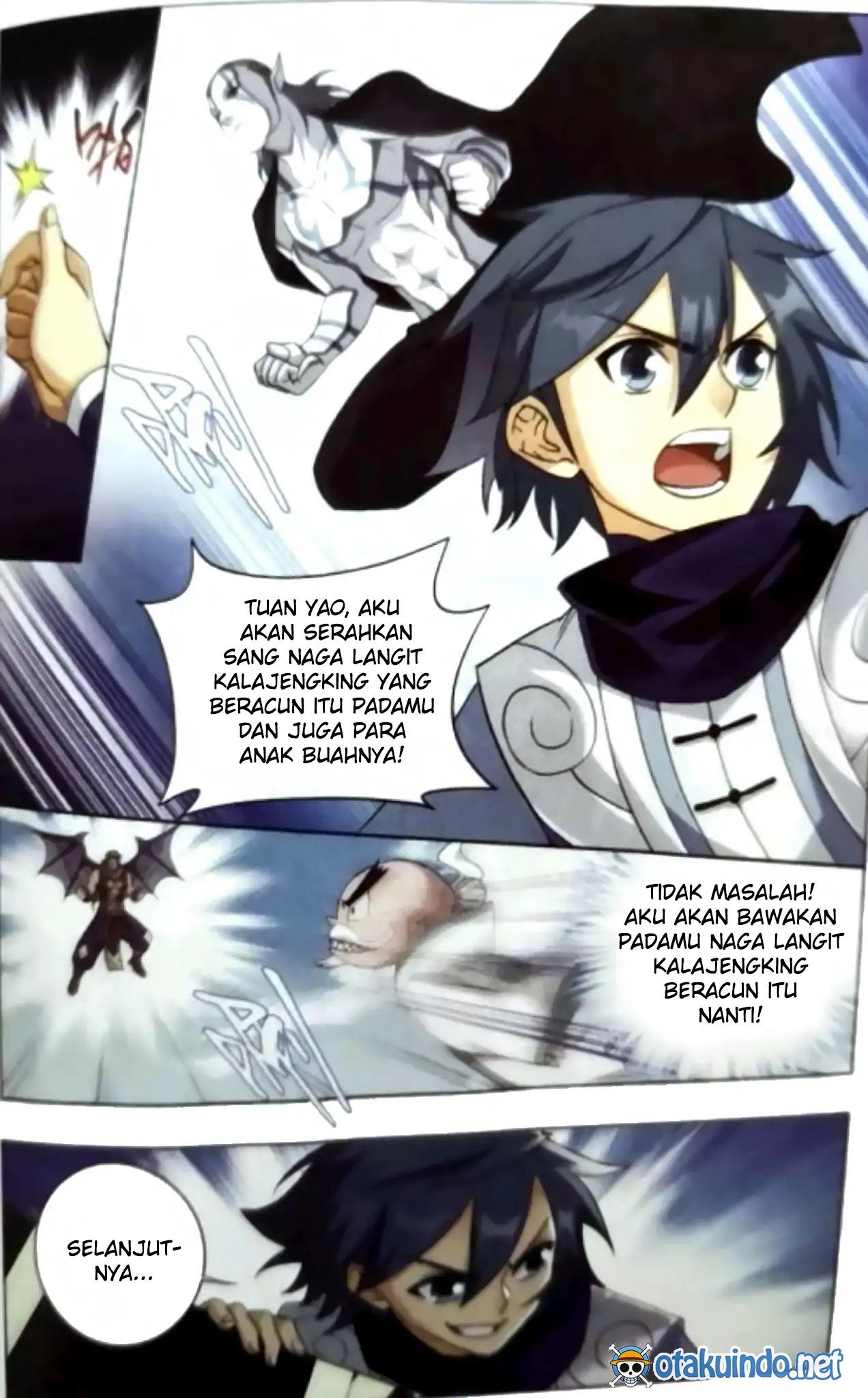 Battle Through Heaven Chapter 251-18