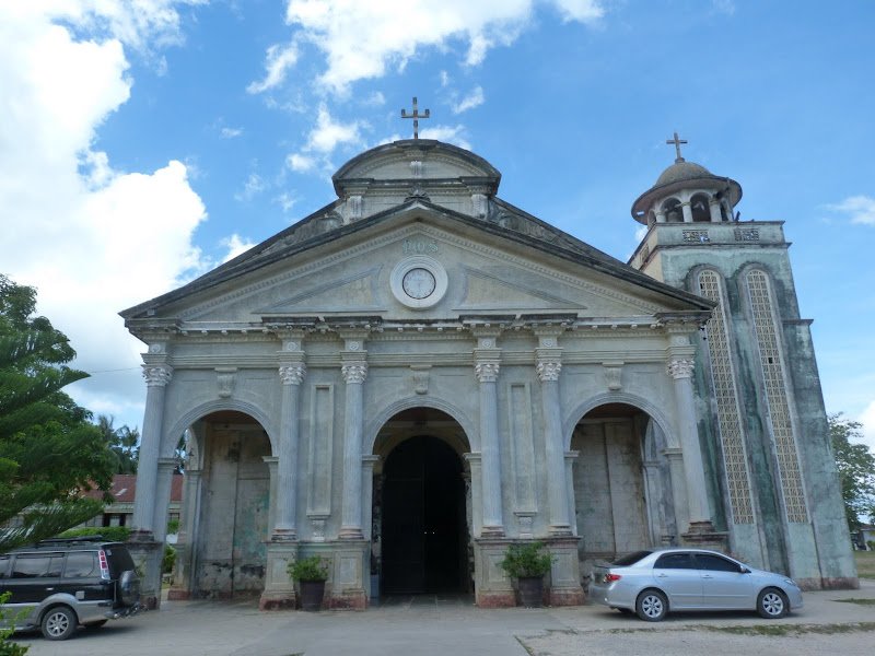 Eglise Saint augustine, Panglao island