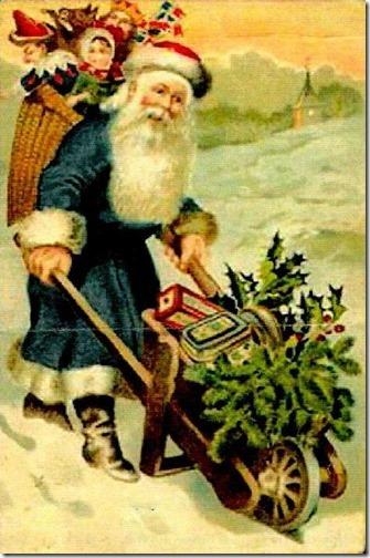 imágenes vintage navidad (1)