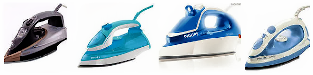 Рейтинг утюгов 2013 возглавил Philips
