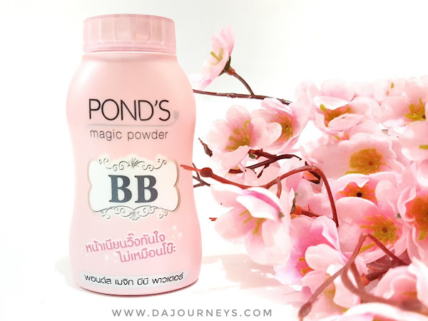 [Review] Ponds BB Magic Powder Pink
