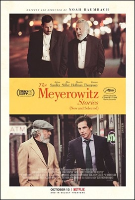 Poster The Merowitz Stories